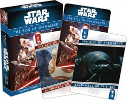 Star Wars The Rise of Skywalker Playing Cards