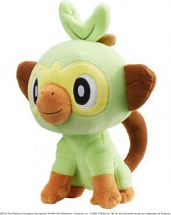 Pokemon 8-inch Plush Grookey