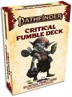 Critical Fumble Deck