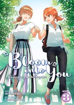 Bloom into You Light Novel Vol 3
