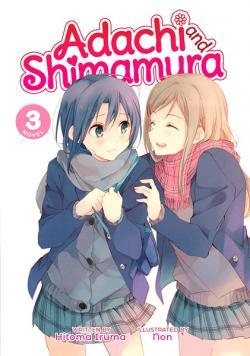 Adachi and Shimamura Light Novel Vol 3