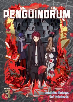 Penguindrum Light Novel Vol 3