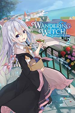 Wandering Witch: The Journey of Elaina Light Novel 2