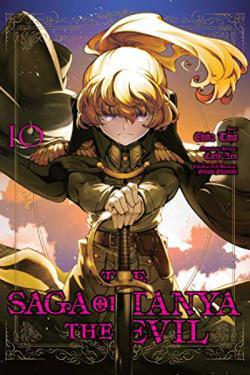 Saga of Tanya Evil Vol 10