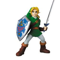 Ultra Detail Figure Nintendo Series 4 Link (Ocarina of Time)