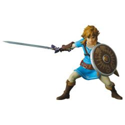 Ultra Detail Figure Nintendo Series 4 Link (Breath of the Wild)