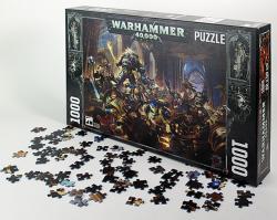 Roboute Guilliman Vs Black Legion Puzzle 1000 Piece