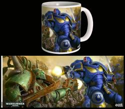 Mug Ultramarines Vs Nurgle