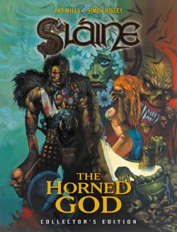 Slaine the Horned God Collector's Edition
