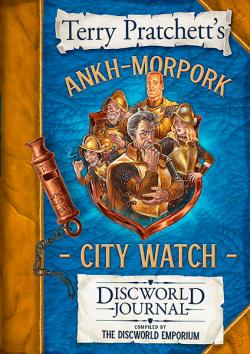Ankh-Morpork City Watch Discworld Journal