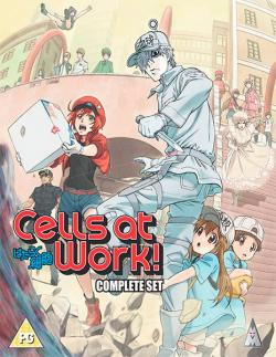 Cells at Work Complete Collection
