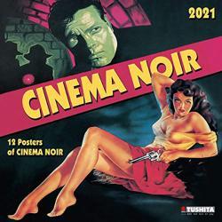 Cinema Noir 2021 Wall Calendar