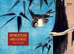 Hokusai Nature's Spell 2021 Decor Calendar