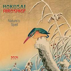 Hokusai Nature 2021 Wall Calendar