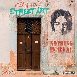 World Street Art 2021 Wall Calendar