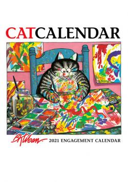 Kliban's Cat Engagement Calendar 2021