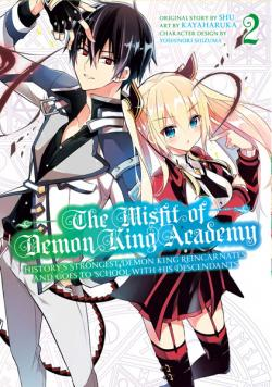The Misfit of Demon King Academy 2