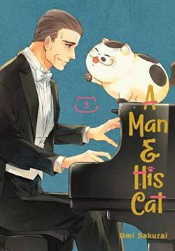 A Man and His Cat 3
