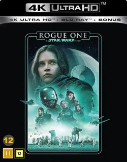 Rogue One (4K Ultra, 3-disc)