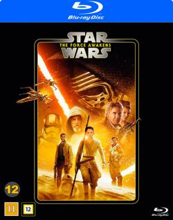 Star Wars: The Force Awakens (Blu-ray, 2-disc)