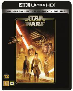 Star Wars: The Force Awakens (4K Ultra HD+Blu-ray)