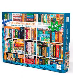 Board Game Shelfie Pussel 1000 bitar
