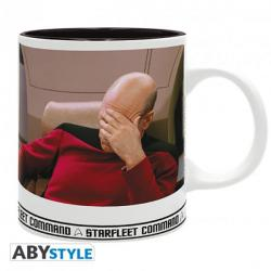 Facepalm Starfleet Command 320ml Mug