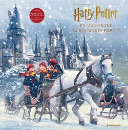 En magisk jul på Hogwarts: Harry Potter Adventskalender Pop-up