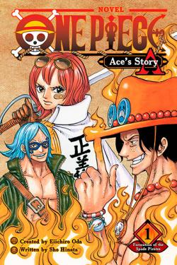 One Piece Ace's Story Novel 1