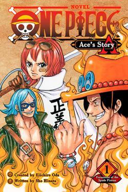 One Piece Ace's Story Novel 1