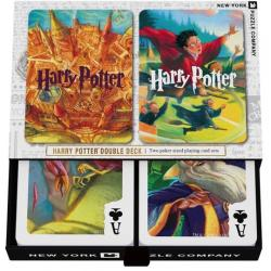 Harry Potter Playing Cards: Double Deck