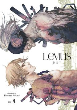 Levius Est Vol 4