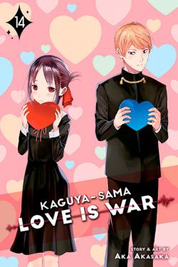 Kaguya-Sama: Love is War Vol 14