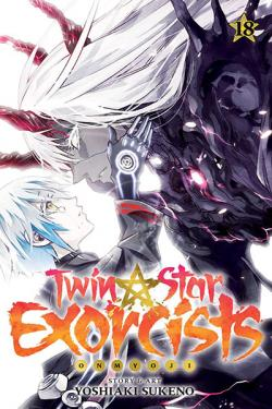 Twin Star Exorcists Onmyoji Vol 18