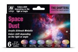 Color set: Space Dust