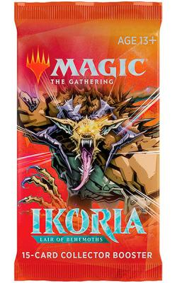 Ikoria: Lair of Behemoths - Collector Booster
