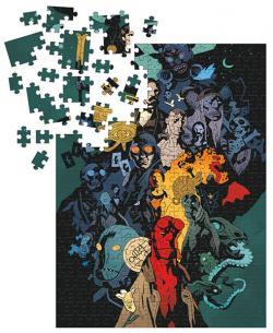 Puzzle Hellboy Universe