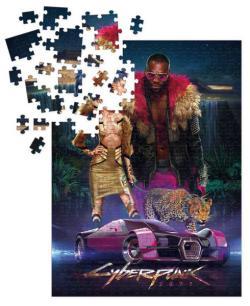 Puzzle Neokitsch