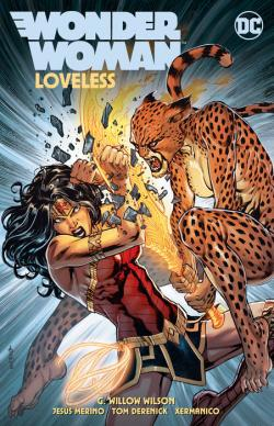 Wonder Woman Vol 3: Loveless