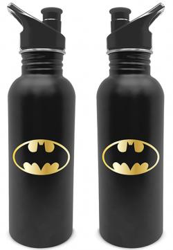 Batman Logo Canteen Bottle