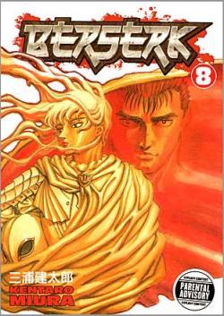 Berserk Vol 8