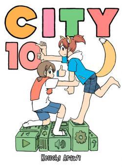 City, 10