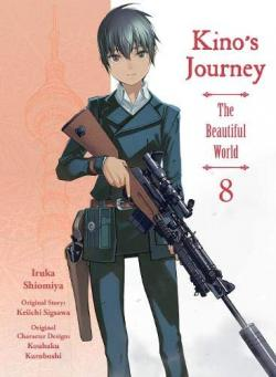 Kino's Journey- the Beautiful World, vol 8