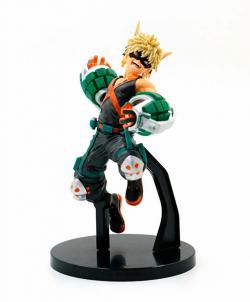 The Amazing Heroes PVC Statue Katsuki Bakugou
