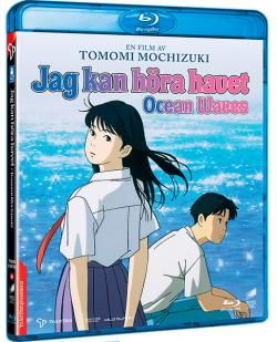 Ocean Waves/Jag kan höra havet (blu-ray)