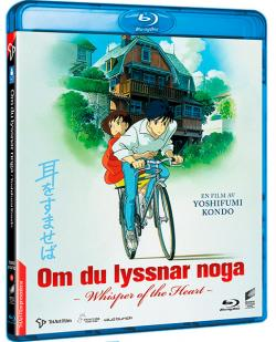 Whisper of the Heart/Om du lyssnar noga