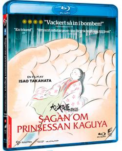 The Tale of the Princess Kaguya/Sagan om Prinsessan Kaguya (Blu-ray
