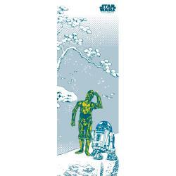 Tenugui C-3PO & R2-D2