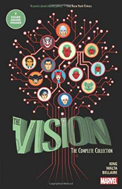 The Vision Complete Collection