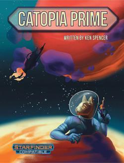 Caturday: Catopia Prime